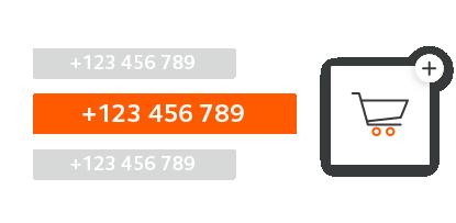 Buy numbers - Infobip