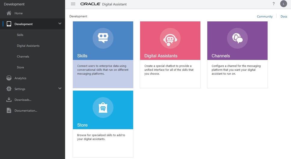 Oracle skills