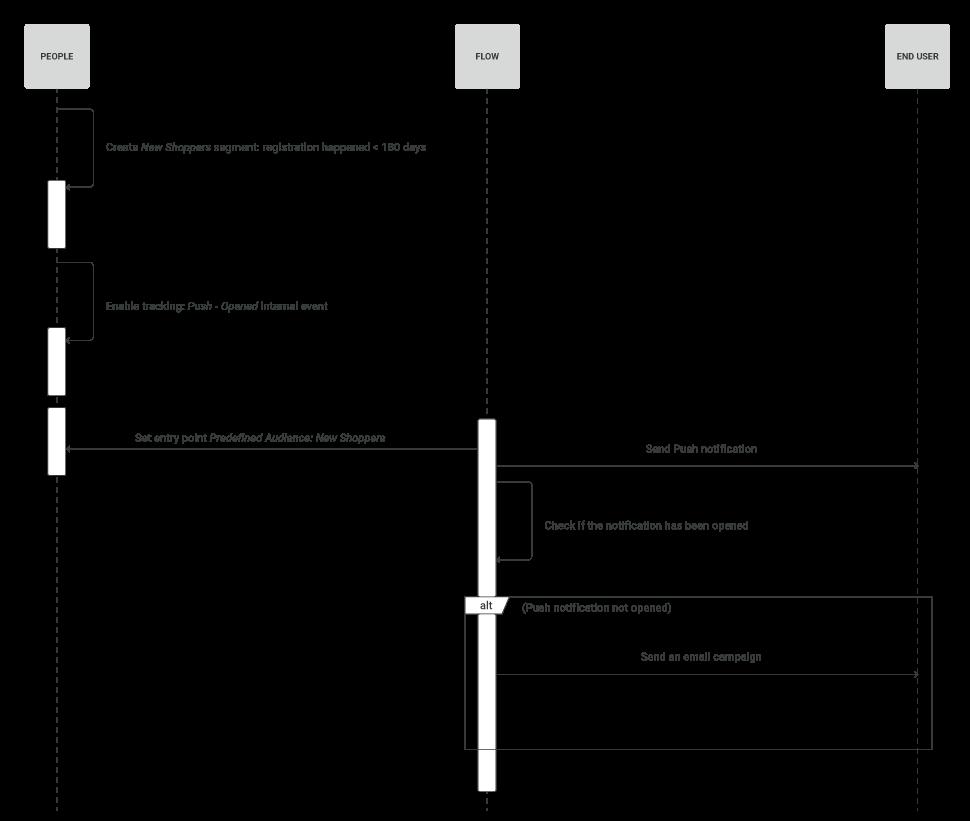 segmentation process flow